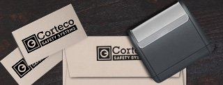 Custom, Self-Inking Rubber Stamps