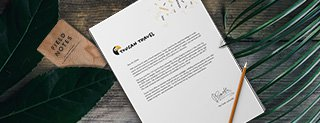 about custom letterhead printing