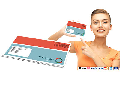 about custom envelope printing